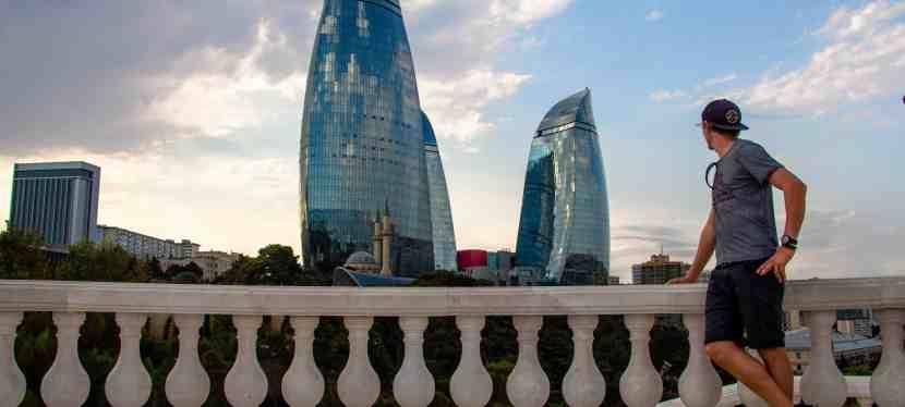 Roadtrip Teil 3: Baku – Stadt des Windes