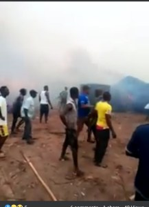 Breaking : Delta Timber Market On Fire