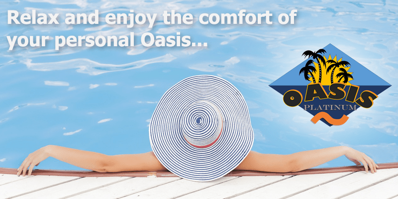 Oasis Pool Heaters | Enjoy your personal Oasis
