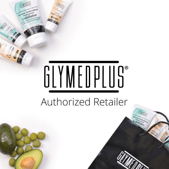 Oasis Skin Studio is an Authorized Retailer of GlymedPlus. Click Here to Register and Shop.
