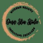 Oasis Skin Studio's Logo: Modern Beauty, Intuitive Skincare