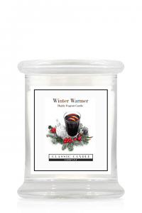 Winter Warmer Med Jar