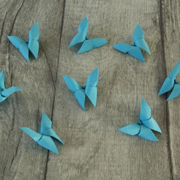 Origami-Butterfly-Wedding-Party-Table-Scatters-Confetti-Handmade-Blue-Oast-House-Gifts