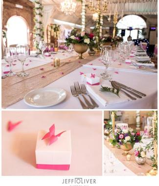 Wedding-Favour-Boxes-Handmade-Origami-Butterfly-Boxes-Fuchsia-Pink-Port-Lympne-Hotel-Jeff-Oliver-Photography-Oast-House-Gifts