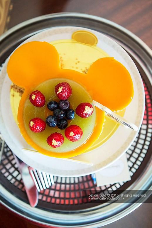 Mickey BD Cake