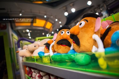 Mister Potato Head