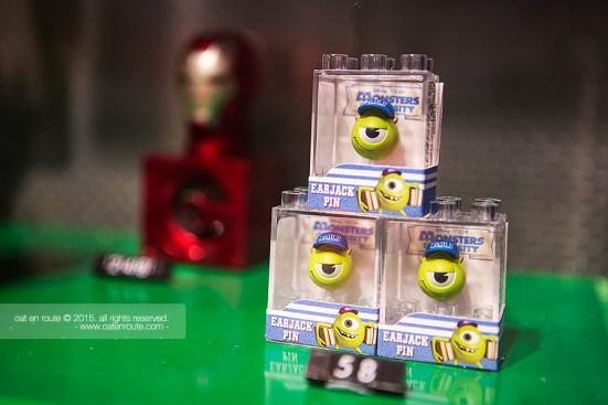 """Phone Kits -- """"Monster University"""""""