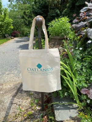 Oatlands Logo Canvas Bag