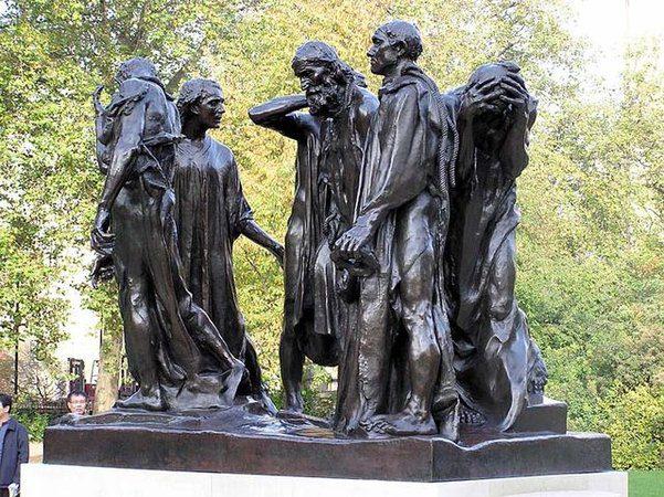 Art History: Auguste Rodin, Instructor: Irina Stotland
