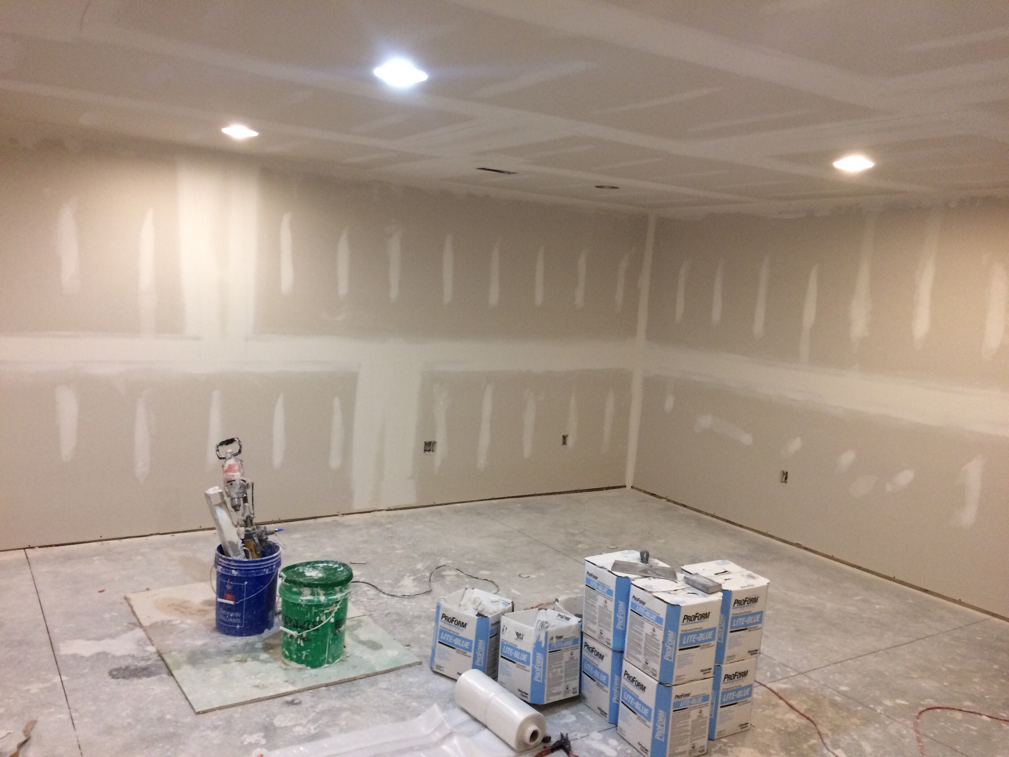 Basement Finishing DIY For - Cost to put bathroom in basement