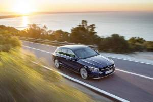 Mercedes-Benz CLA 250 4MATIC Shooting Brake (X117) 2016.