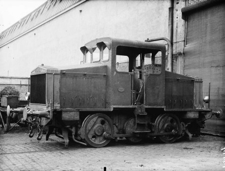 40 cv lokomotywa