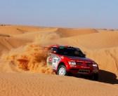 To już 32 lata od pierwszego zwycięstwa Mitsubishi w Rajdzie Dakar.