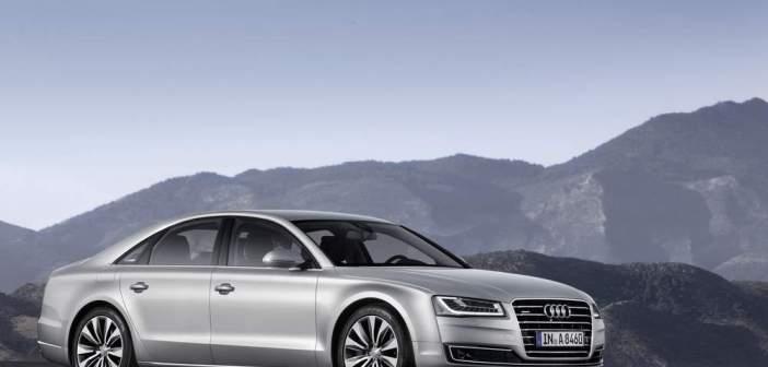 Audi A8 otrzymuje nagrodę Business Traveller Poland Award 2016