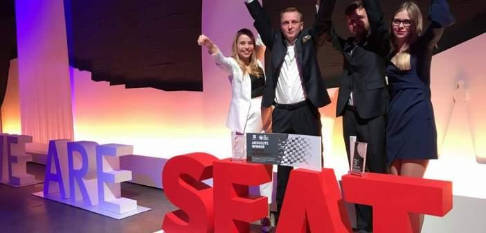 TOP SEAT PEOPLE – Polak z tytułem najlepszego pracownika obsługi posprzedażnej na świecie