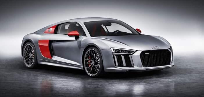 """Wyjątkowy wygląd: Audi R8 Coupé w limitowanej wersji """"Audi Sport"""""""