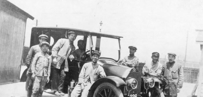 Mitsubishi Model-A  – Pierwszy japoński samochód osobowy obchodzi setne urodziny