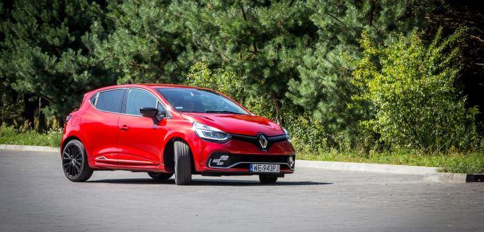 TEST | Renault Clio R.S. Trophy 220 EDC – maluch z charakterem