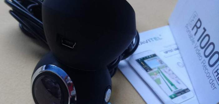 Test kamery Navitel R1000