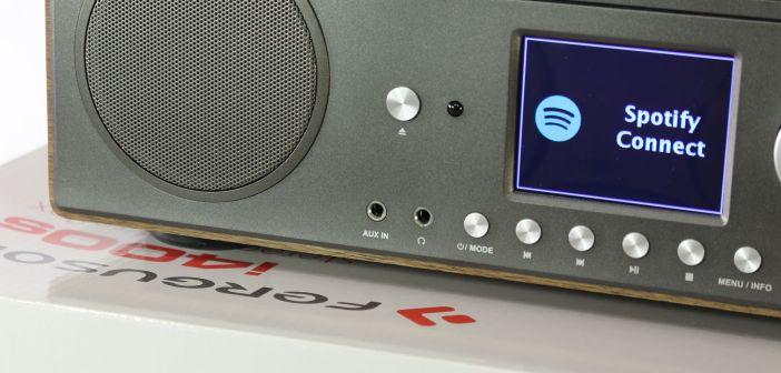 Jak słuchać Spotify na Ferguson I400S?