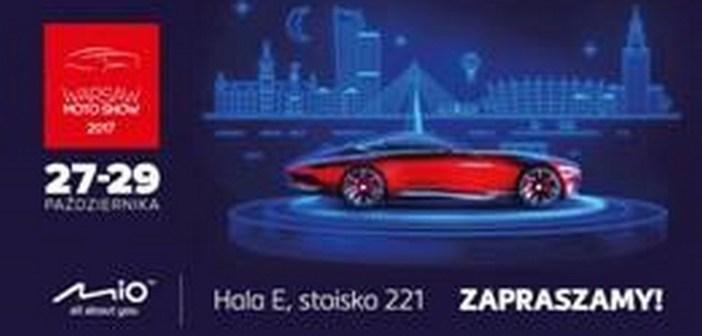 Mio zaprasza na Warsaw Moto Show 2017