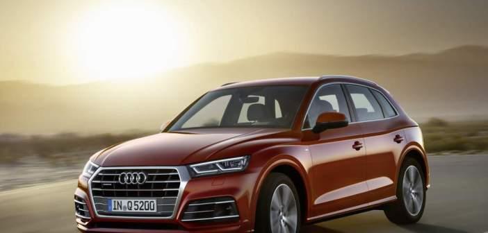 """""""Złota Kierownica"""" dla Audi Q5"""