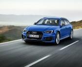 Nowe Audi RS 4 Avant już w sprzedaży