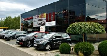 Nowy salon Citroena w Gliwicach