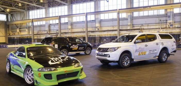 Fast&Furious powraca ze wsparciem Mitsubishi