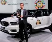 Volvo XC40 zdobywa tytuł Car of The Year