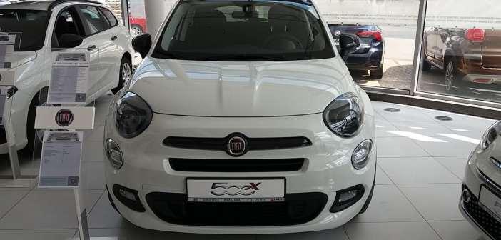 Nowoczesność i stylowy look w jednym! Fiat 500X