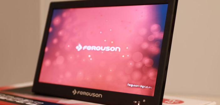 TEST | Ferguson PHT2-10 – przenośny telewizor 10,1″ – opinie, recenzje, dane techniczne
