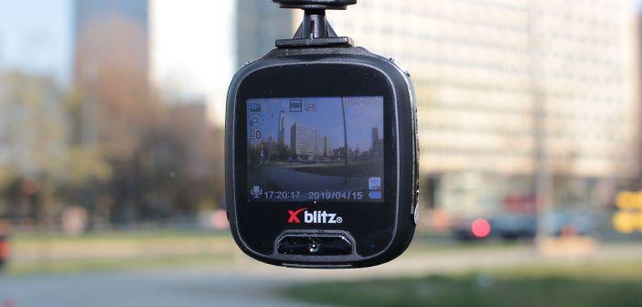 TEST | Wideorejestrator Xblitz Z9 – ballada o małym rycerzu – opinie, recenzje