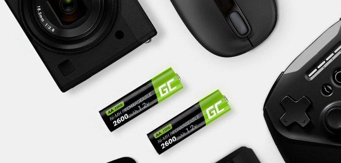 Akumulatory Green Cell – 1 zamiast 1000 baterii