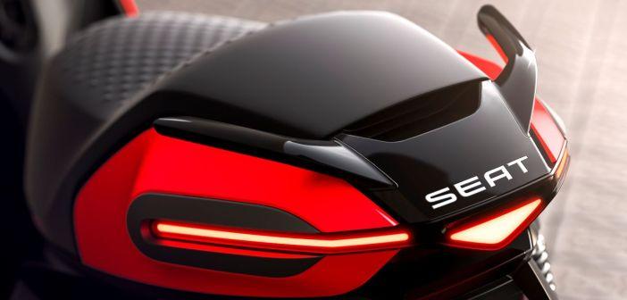 SEAT wchodzi na rynek motocykli z całkowicie elektrycznym eScooterem