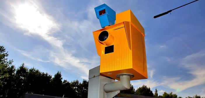 Liczba mandatów z fotoradarów wzrosła o 66%