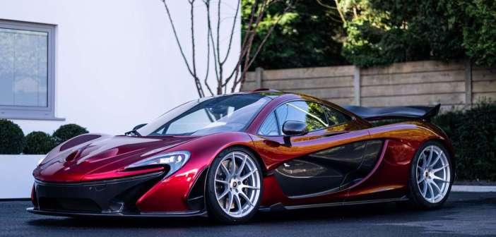 McLaren P1 – 2014 – 1.130.000 EUR – Monaco – szczytowe osiągnięcie z Woking