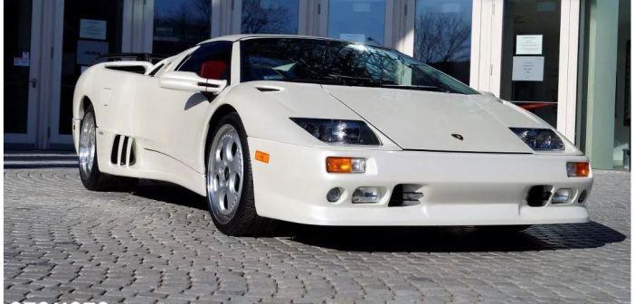 Lamborghini Diablo VT Roadster – 1999 – 1.499.999 PLN – Białystok – smak gumy Turbo