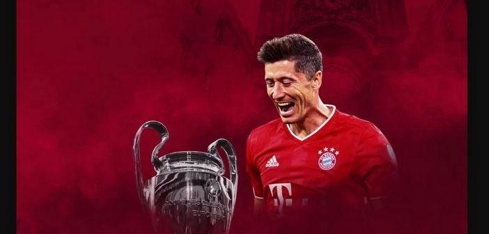 Bayern wygrywa Ligę Mistrzów. Lewy spełnia swoje marzenie.