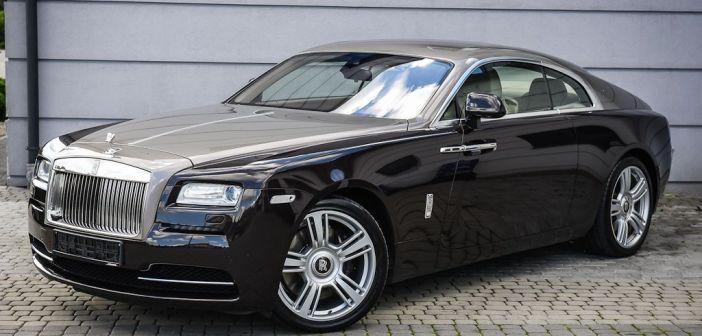 Rolls-Royce Wraith – 2015 – 688.677 PLN – Rzeszów – bądź jak the.collection
