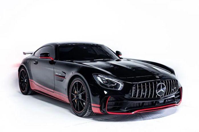 Mercedes-Benz AMG GT R DRIFT 765KM by JOSE Kolekcjoner 6