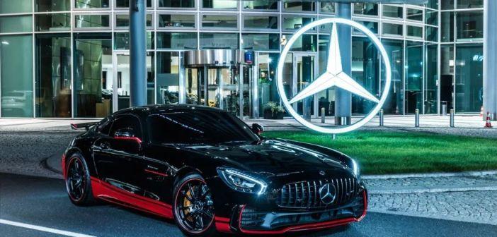 Mercedes AMG GT R – 2018 – 300.000 EUR – Pruszków – DRIFT 765KM by JOSE Kolekcjoner