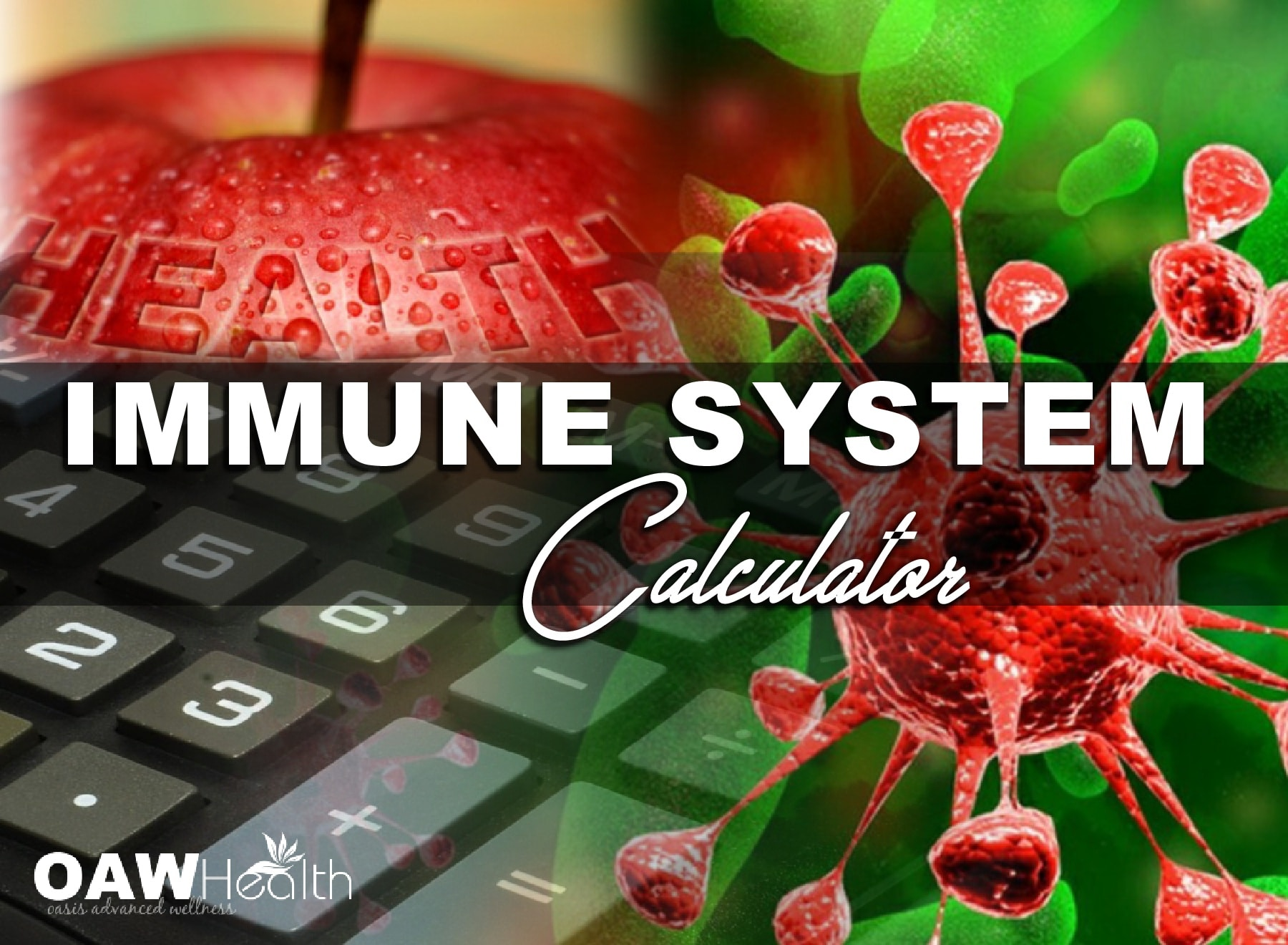 Calculate Your Immune System Function