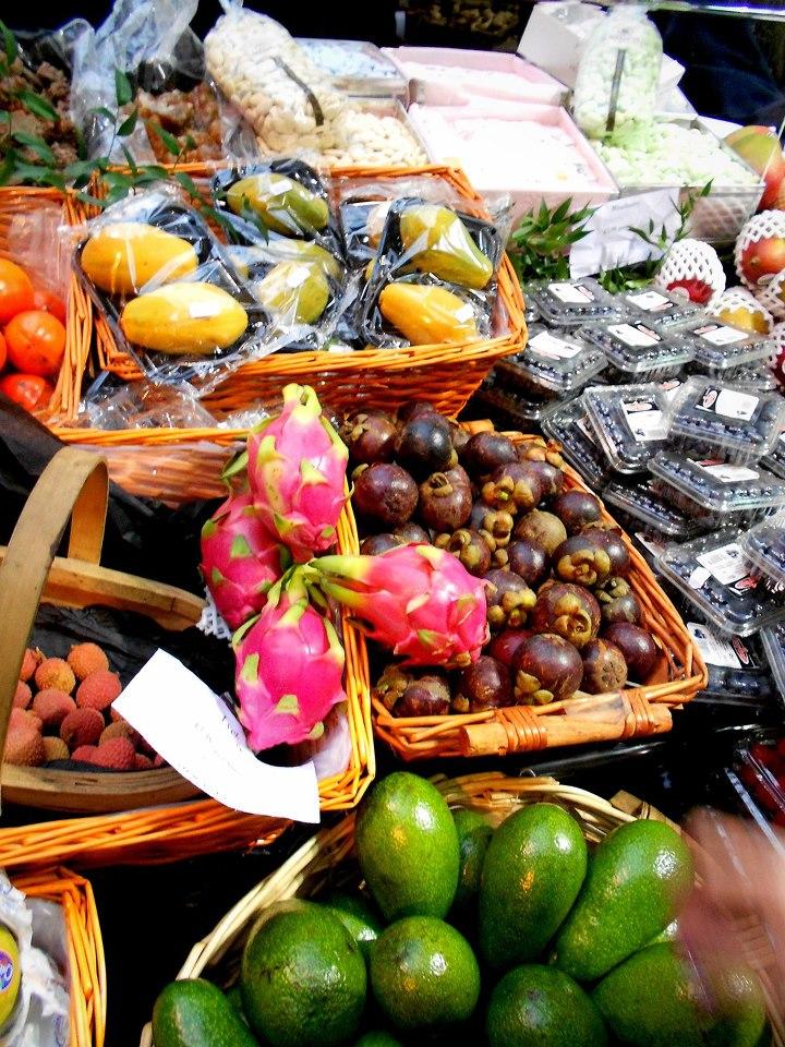 Green Living – Shop Local Farmers' Markets