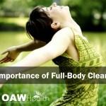 Full Body Cleansing