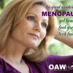 menopause - the great awakening