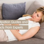 constipation quotes and facts from experts
