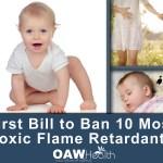 toxic flame retardants bill