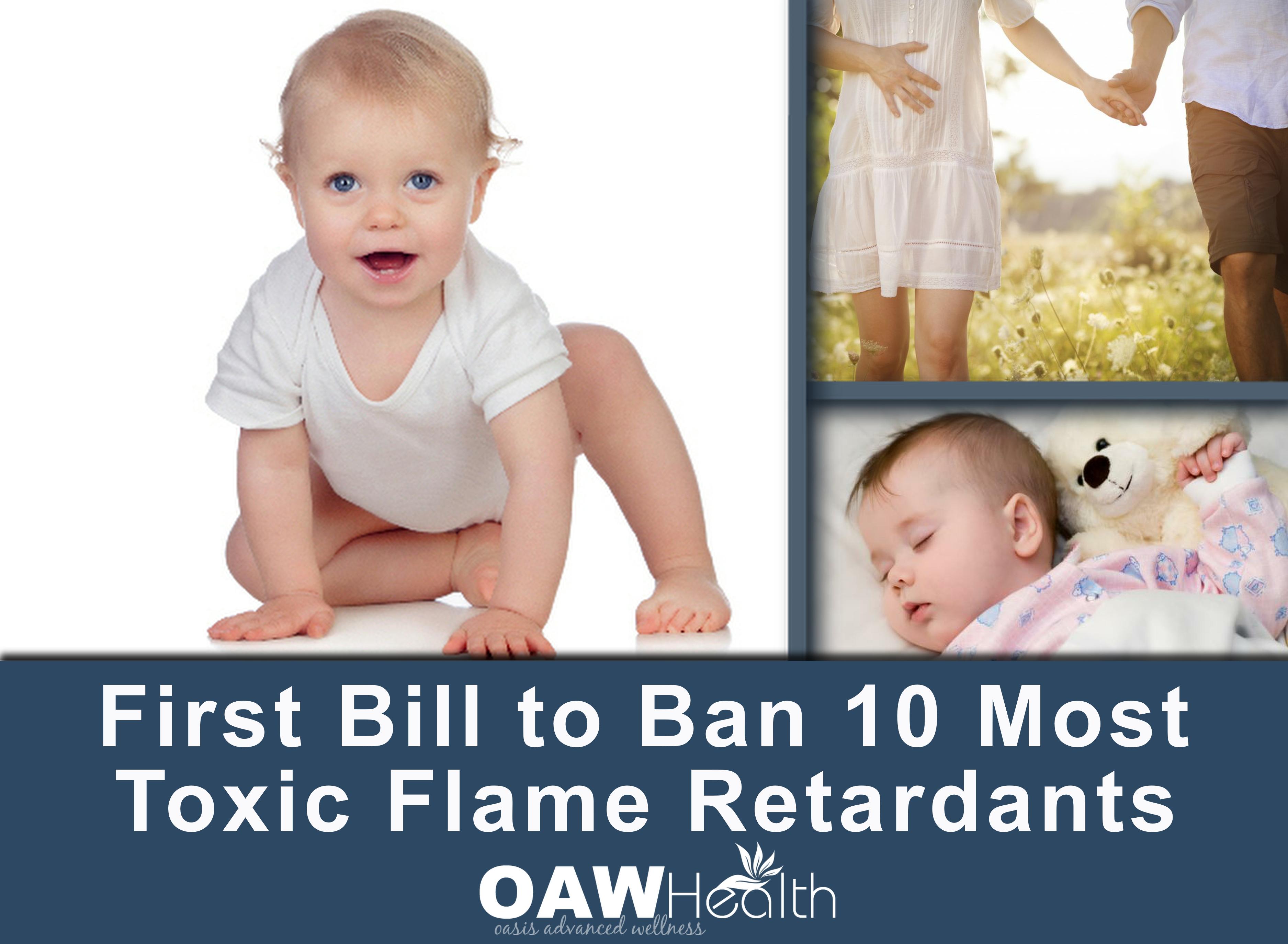 New York Senator Unveils First Bill to Ban 10 Most Toxic Flame Retardants