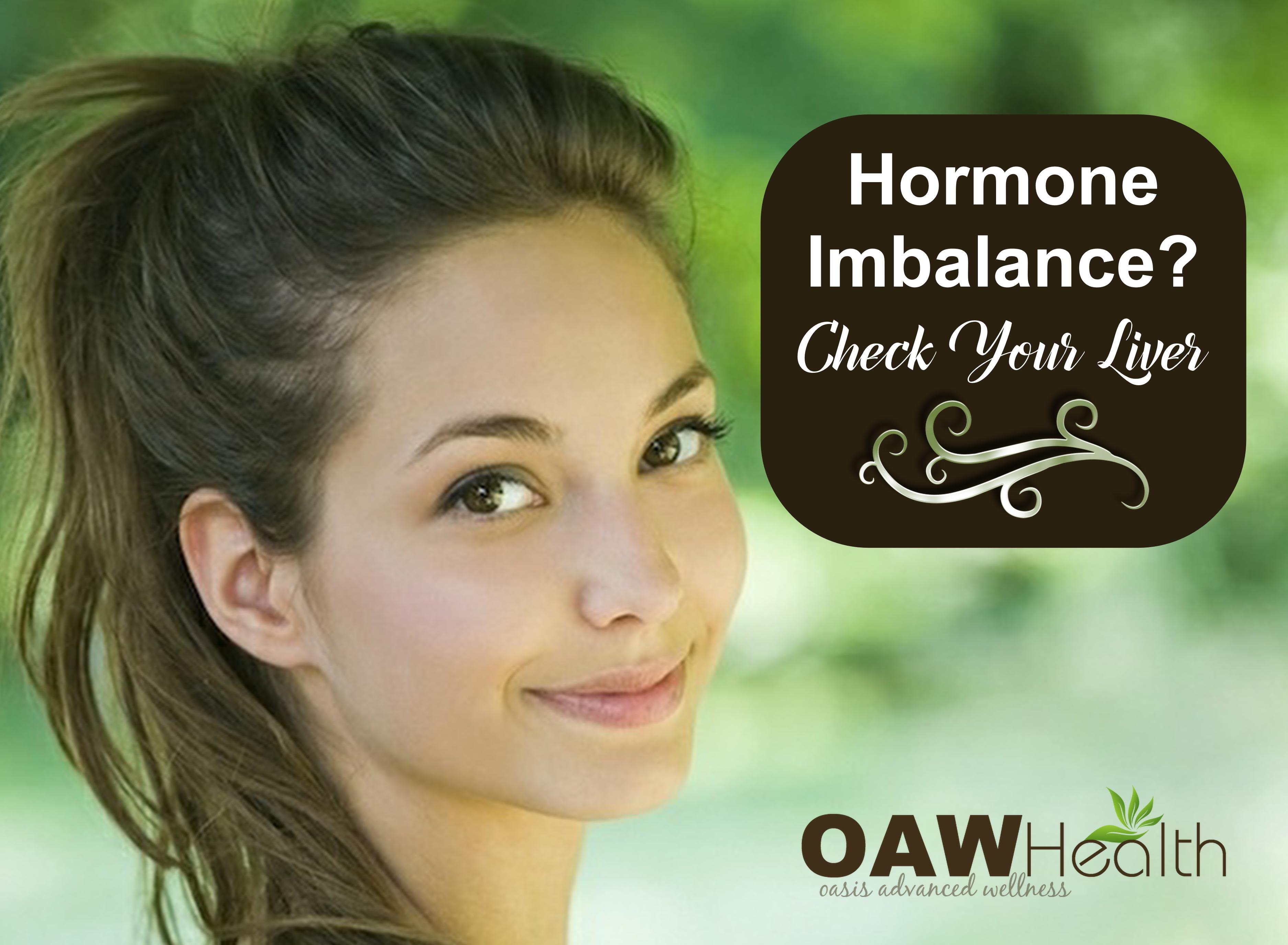 Hormone Imbalance – Check Your Liver